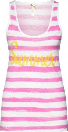 Key Largo Top \'SUMMER\' pink