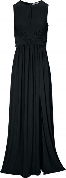 heine Společenské šaty černá