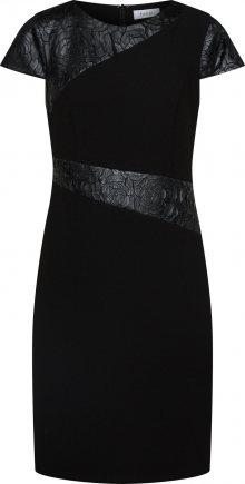 Heine Pouzdrové šaty černá