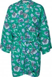 GARCIA Kimono modrá / tyrkysová / zelená