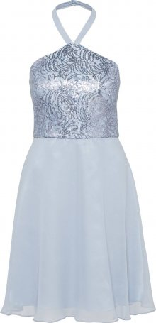 VM Vera Mont Koktejlové šaty chladná modrá