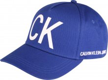 Calvin Klein Jeans Kšiltovka \'J CK Jeans Cap M\' modrá