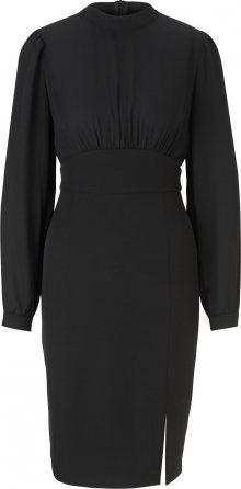 Heine Koktejlové šaty černá