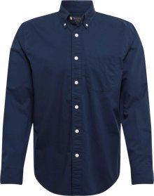 Abercrombie & Fitch Košile námořnická modř
