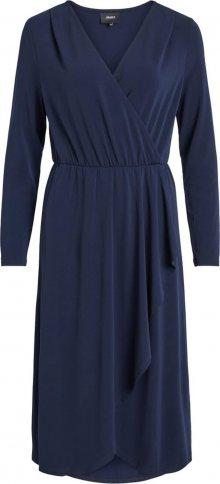 OBJECT Šaty námořnická modř