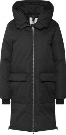 Minimum Zimní kabát \'Korna\' černá