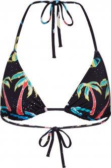 Calvin Klein Swimwear Horní díl plavek mix barev / černá