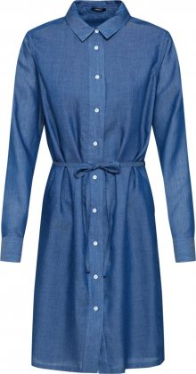 DENHAM Letní šaty \'ADVENTURE DRESS\' modrá