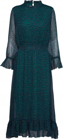 Desires Koktejlové šaty \'Bianca 2\' tmavě zelená