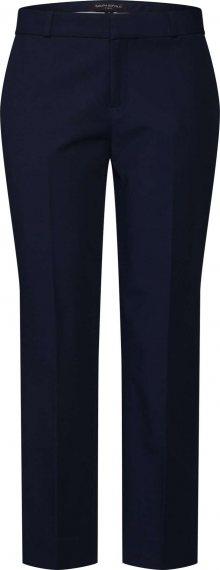 Banana Republic Kalhoty \'AVERY BI STRETCH SOLID PANT\' námořnická modř