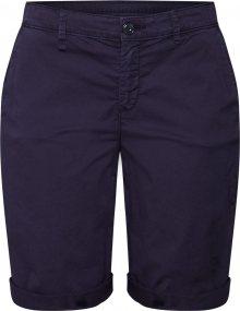ESPRIT Chino kalhoty námořnická modř