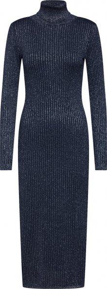 EDITED Úpletové šaty \'Poloma\' modrá