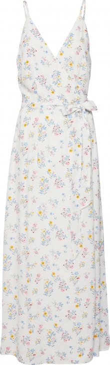 EDITED Letní šaty \'Roslyn\' modrá / žlutá / bílá
