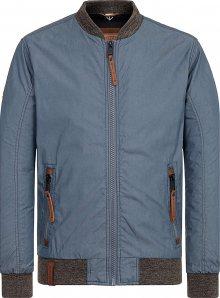 Naketano Přechodná bunda chladná modrá