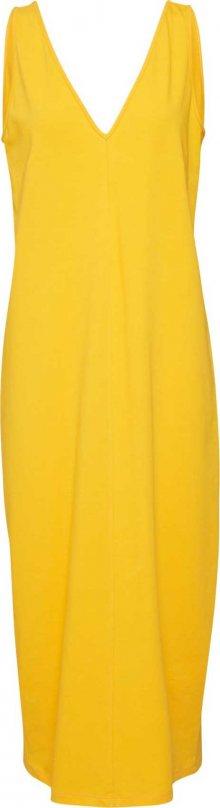 EDITED Letní šaty \'Riona\' žlutá