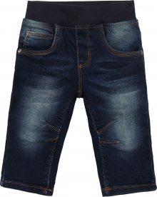 BLUE SEVEN Džíny \'Mini Kn Schlupf-JogJeans\' modrá džínovina