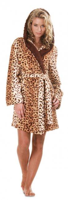 Vestis   Jungle 4956   8001 - leopard, hnědá   XXL