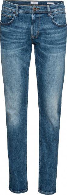 EDC BY ESPRIT Džíny \'OCS 5 Pkt SLIM Pants denim\' modrá džínovina