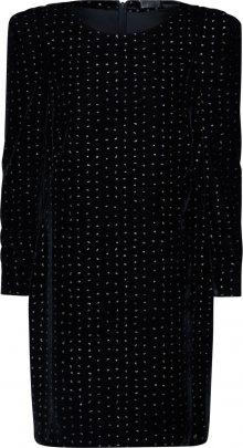 DRYKORN Koktejlové šaty \'ALEXINA\' černá