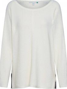 ESPRIT Svetr \'OCS sweater Sweaters\' bílá