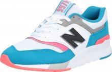 New Balance Tenisky \'CM997 H\' modrá / růžová / bílá