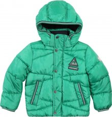Sanetta Kidswear Zimní bunda mátová