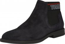 Tommy Jeans Chelsea boty \'Getty 5B\' noční modrá