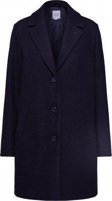 GAP Přechodný kabát \'V-LONG TOP COAT\' černá