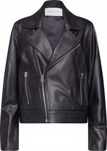 Calvin Klein Přechodná bunda černá