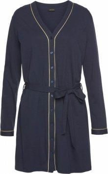LASCANA Noční košilka marine modrá
