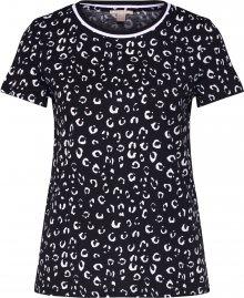 ESPRIT Tričko \'LEO Trim T-Shirts\' černá