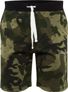 DIESEL Kalhoty zelená