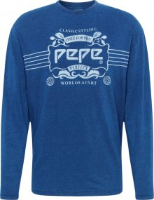 Pepe Jeans Tričko \'JEFFREY\' indigo