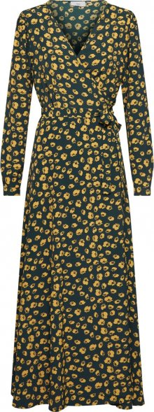 Minimum Šaty žlutá / zelená