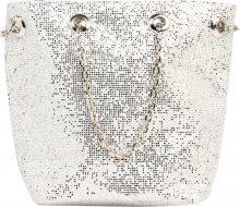Mascara Kabelka stříbrná