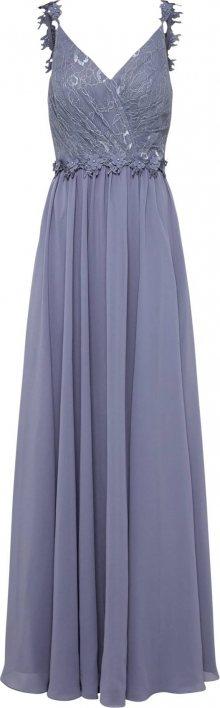 Laona Společenské šaty \'Abendkleid mit Spitzentop\' fialkově modrá