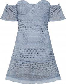 Bardot Koktejlové šaty \'Lucille\' modrá