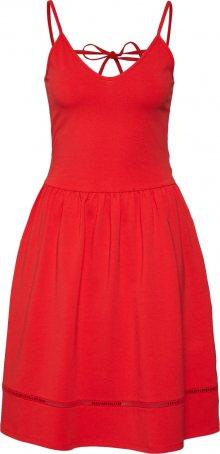 ONLY Letní šaty \'ONLADDY STRAP DRESS JRS\' červená