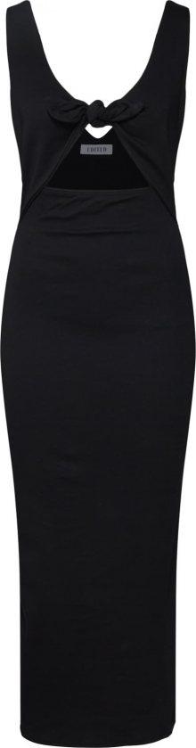 EDITED Šaty \'Jewel\' černá