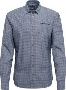 BLEND Košile tmavě modrá