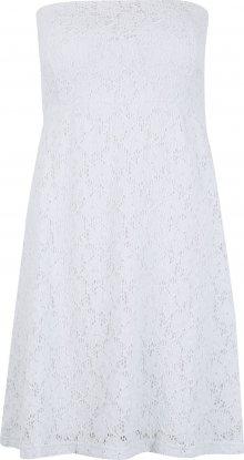 Urban Classics Letní šaty bílá