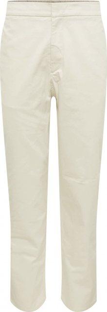 Filippa K Chino kalhoty \'M. Toby\' přírodní bílá