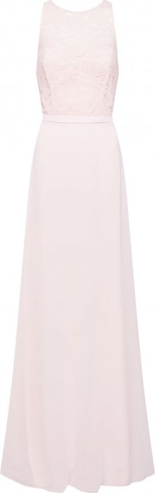 STAR NIGHT Společenské šaty pink