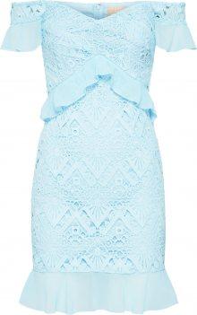 Love Triangle Letní šaty světlemodrá
