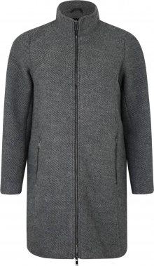 Zizzi Přechodný kabát \'CASARA\' tmavě šedá