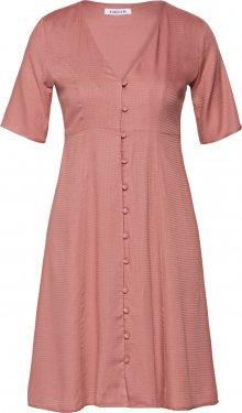 EDITED Košilové šaty \'Neela\' pink