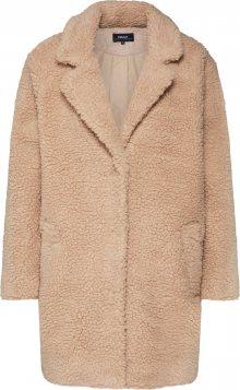 ONLY Přechodný kabát \'onlAURELIA SHERPA COAT CC OTW\' písková
