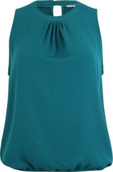 ABOUT YOU Curvy Top \'Talea\' petrolejová