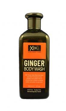 XPel Sprchový gel s vůní zázvoru (Ginger Bodywash) 400 ml