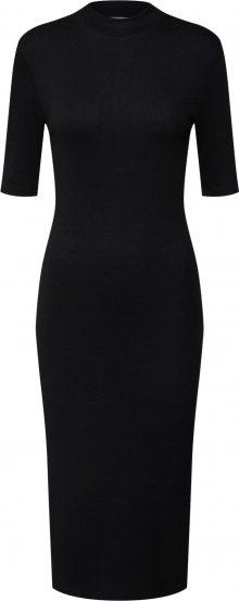 Modström Šaty \'Krown T-Shirt Dress\' černá